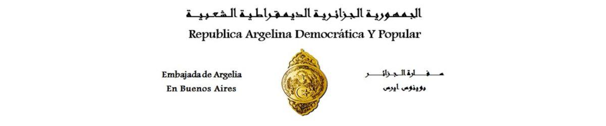 Embajada de La República Argelina Democrática y Popular